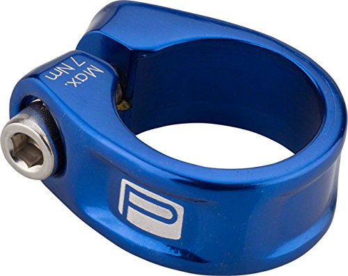 Cycle Group PX-SC130F254-BL Promax FC-1 Fixed Seatpost Clamp, Blue by Cycle Group