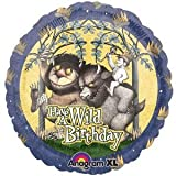 "Where the Wild Things Are Birthday 18"" Mylar Balloon"