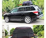 Car Van SUV Roof Top Cargo Rack Waterproof Luggage Travel Bag Carrier Rack New