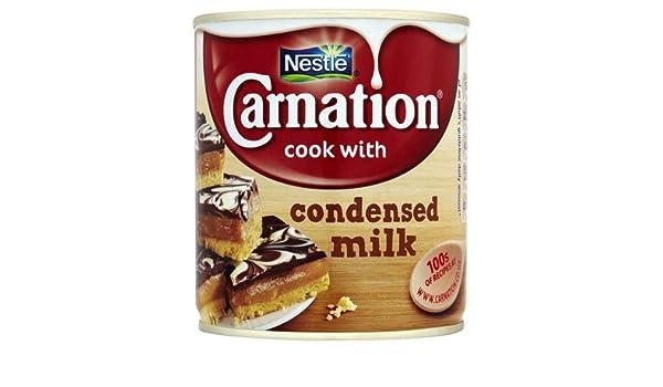 Nestlé Carnation Cocinar con Leche Condensada 12 x 397gm: Amazon.es ...