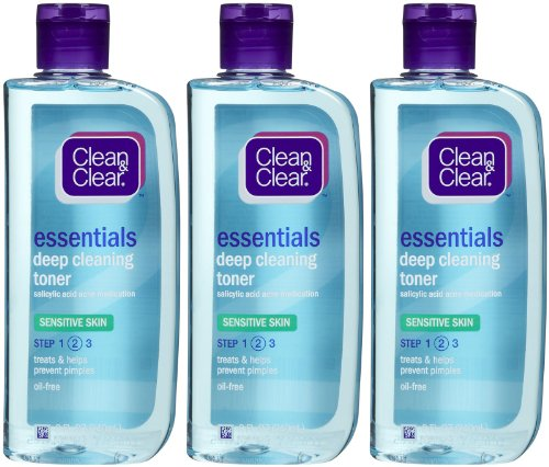 Clean Clear Cleaning Astringent Sensitive