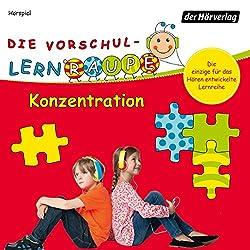 Konzentration (Die Vorschul-Lernraupe)