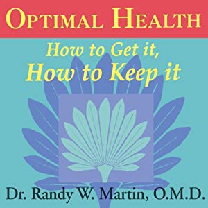 Optimal Health Audiobook