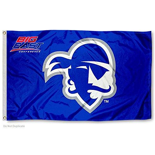 seton-hall-pirates-big-east-flag