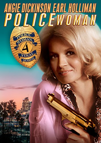 DVD : Police Woman: Final Season (Full Frame, 6PC)
