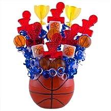 Lollipop Bouquet Basketball.