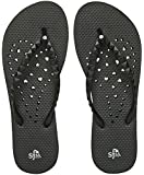 Showaflops Women's Antimicrobial Shower & Water Sandals - Elongated Heart