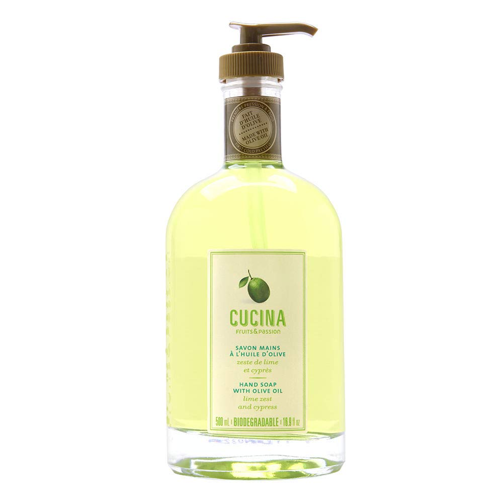 Coriander and Olive Oil Hand Soap