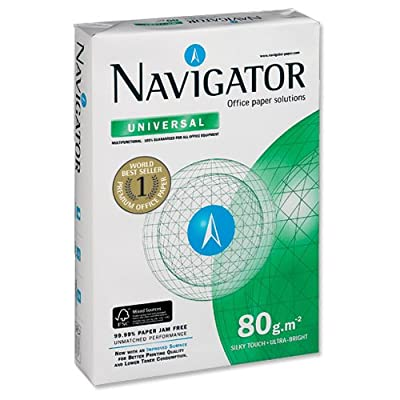 Navigator Universal Paper A4 80gsm [Pack of 550] Ref COP080C1550