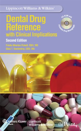 Lippincott Williams & Wilkins' Dental Drug Reference