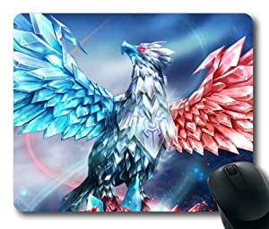 Cryophoenix League of Legends Game Mouse Pad/Mouse Mat Rectangle by ieasycenter