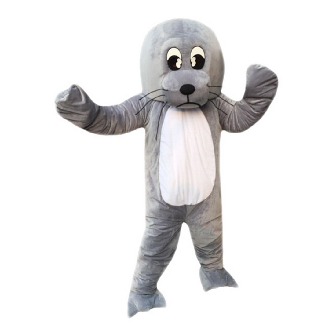 Sea Lion Mascot Costume Cartoon Costume