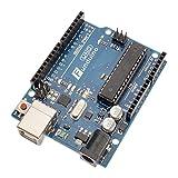 UXOXAS Funduino Uno R3 ATmega328P-PU ATmega16U2 Board