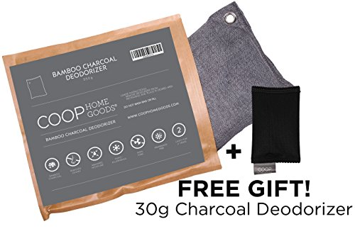 Coop Home Goods Deodorizer pollutants