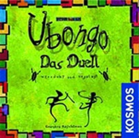 Ubongo: Duel: Amazon.es: Juguetes y juegos