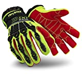 HexArmor EXT Rescue 4013 Firefighter Extrication Gloves with Impact and Cut Protection