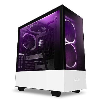 Amazon.com: NZXT H510 Elite - Caja compacta para ordenador ...