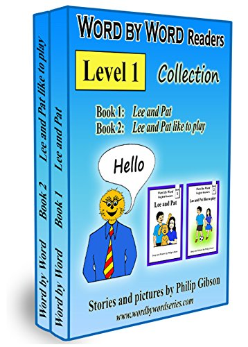 Word By Word Readers Level 1 A Child S Introduction To Reading