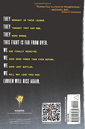 Read The Fall Of Five Lorien Legacies 4 By Pittacus Lore