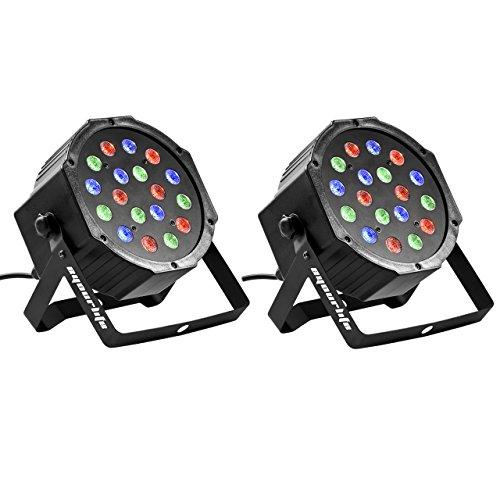 Eyourlife 18X3W Light Stage Lighting product image
