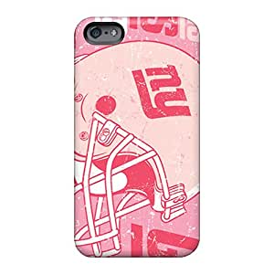 Excellent Hard Phone Case For Apple Iphone 6 (nCj615EcFH) Allow Personal Design HD New York Giants Skin