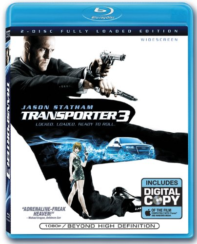Transporter 3 (2-Disc Widescreen Fully Loaded Edition) [Blu-ray] [Blu-ray]
