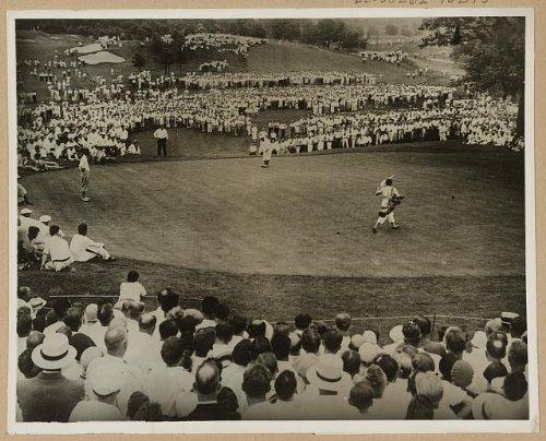 - Infinite Photographs Photo: Last Stroke,Bobby Jones Sink,45-Foot,Won,4th US Open Golf Title,Minnesota,1930