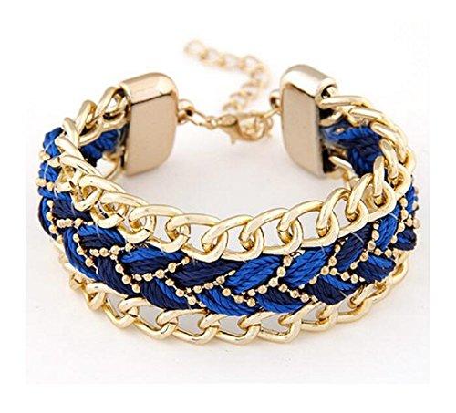 Fariishta Jewelry Alloy Hand Braided - Shops Scottsdale Quarter