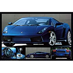 Studio B Lamborghini Gallardo Poster