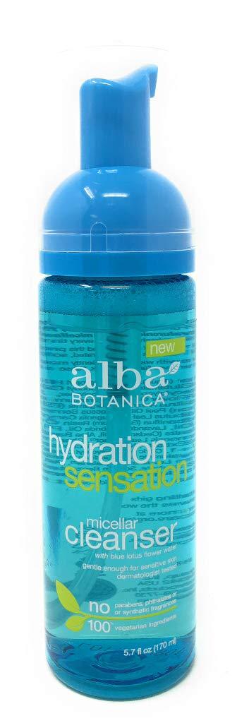 Alba Botanica Alba botanica hydration sensation micellar cleanser, 5.7 Ounce