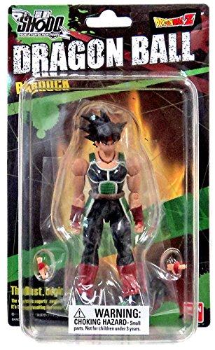 Bandai Shokugan Shodo Dragon Ball Z Bardock Action Figure