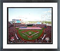 "Great American Ball Park Cincinnati Reds 2015 MLB All Star Game Photo (Size: 12.5"" x 15.5"") Framed"