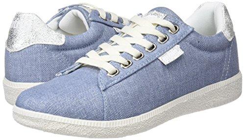 Azul Mujer canshine Para De Azul Zapatillas Plus Deporte Mtng w0x7BXYq4