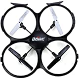 UDI U818A-HD 2.4GHz 4 CH 6 Axis Headless RC Quadcopter w/ HD Camera, Extra Battery