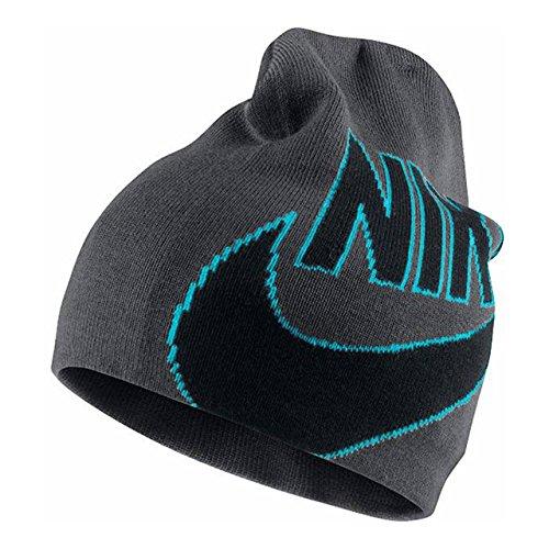 Nike UNISEX ANTHRACITE Black Blue O/S HAT