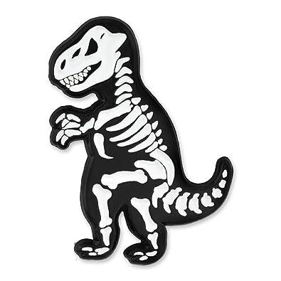 Amazon Com Pinmart T Rex Skeleton Bones Archaeologist Dinosaur