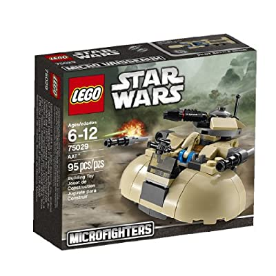 Lego 75029 Star Wars Microfighters Series1 (Armored Assault Tank)