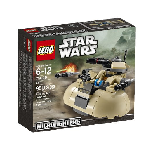 (Lego 75029 Star Wars Microfighters Series1 (Armored Assault Tank))