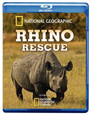 Rhino Rescue [Blu-ray]