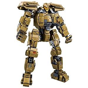 LionMoc Moc Creator Mech – 'Pacific Rim' DIY Mecha Building Block Bricks Machine Toy Compatible with Lego Building Set…