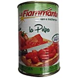 La Fiammante Choice Grade Diced Tomatoes, 14-Fluid-Ounce