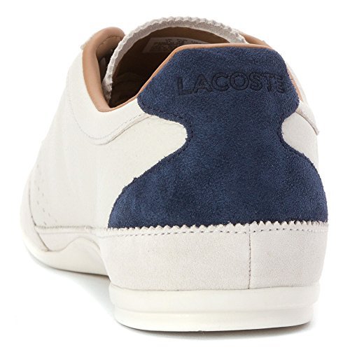 Lacoste Mens Misano 34 Off White dyNU1Dl1q