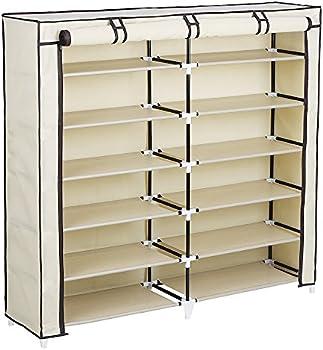 Songmics 36-Pair Shoe Storage Organizer