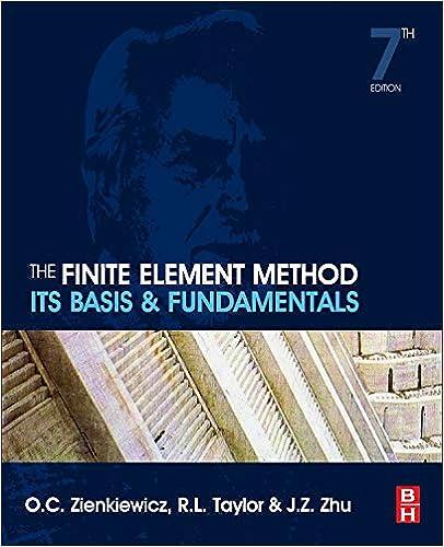 The Finite Element Method: Its Basis and Fundamentals: Olek