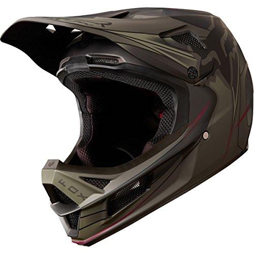 - Fox Racing Rampage Pro Carbon MIPS Helmet Kustom Fatigue Black, XL