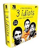 3 IDIOTS DVD [2 DISC SET] BOOK & STICKER