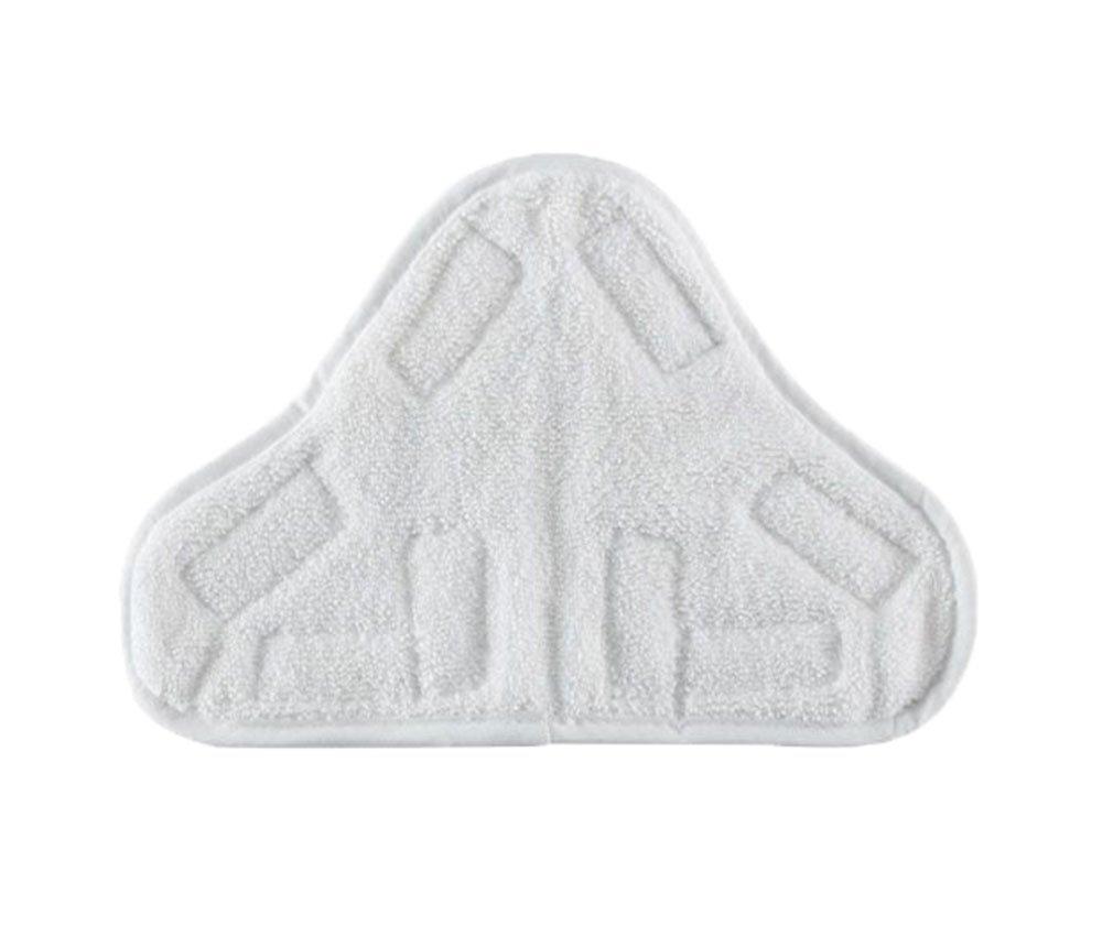 Bluwhale 6pezzi in microfibra pavimento lavabili ricambio per pulitore a vapore H2O H20x 5