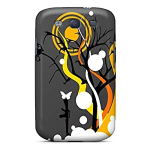 Tpu Shockproof/dirt-proof Peace Cover Case For Galaxy(s3)