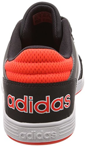 Pointure Gris Couleur 39 Orange 3 Hoops AQ1652 K Blanc adidas Aq0XBtx
