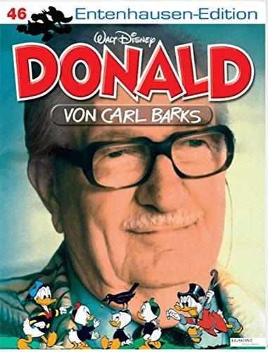 Disney: Entenhausen-Edition-Donald Bd. 46 Taschenbuch – 6. Oktober 2017 Carl Barks Erika Fuchs Egmont Ehapa Media 3841367461